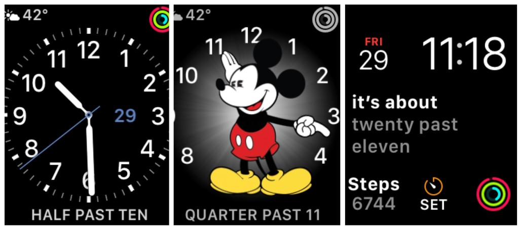 Get the Approximate Time Spelled out in a Complication with Roughly